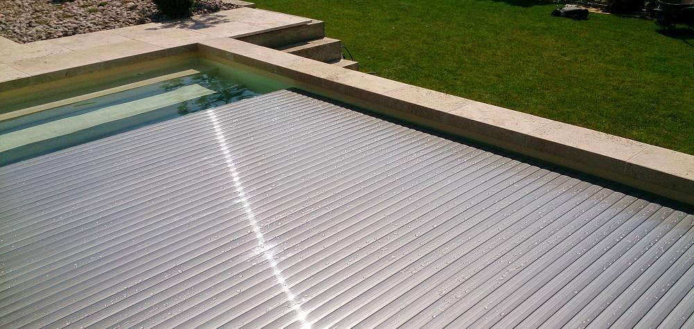 slats silver solar for banner