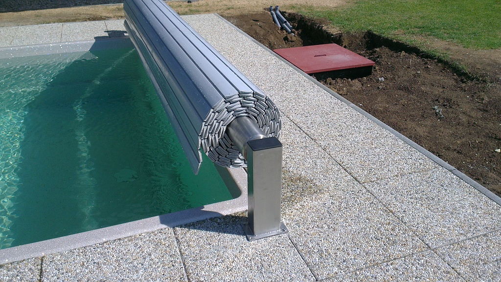 Lamelove zakryti bazenu nadhladinove 13