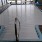 Pool slats profile 600 11