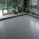 Pool slats profile 600 12