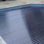 Pool slats profile 600 13