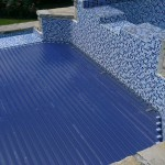 Pool slats profile 600 14