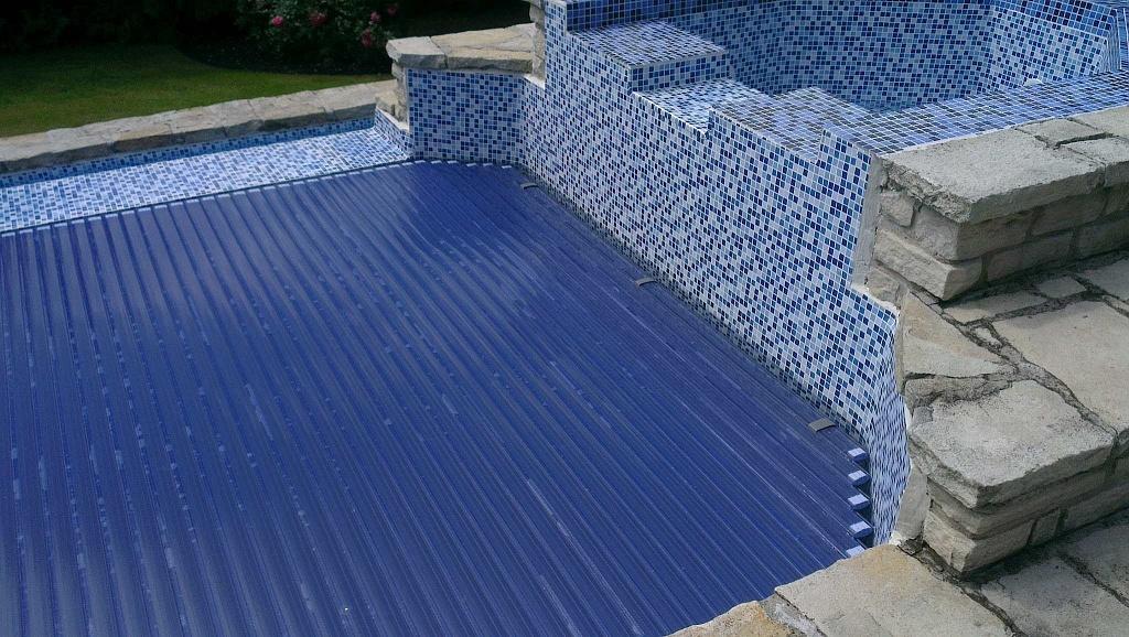 Pool slats profile 600 14