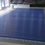 Pool slats profile 600 15