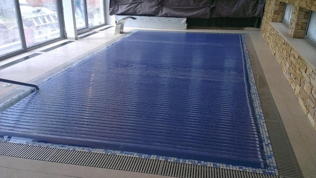 Pool slats profile 600 15
