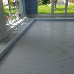 Pool slats profile 600 19