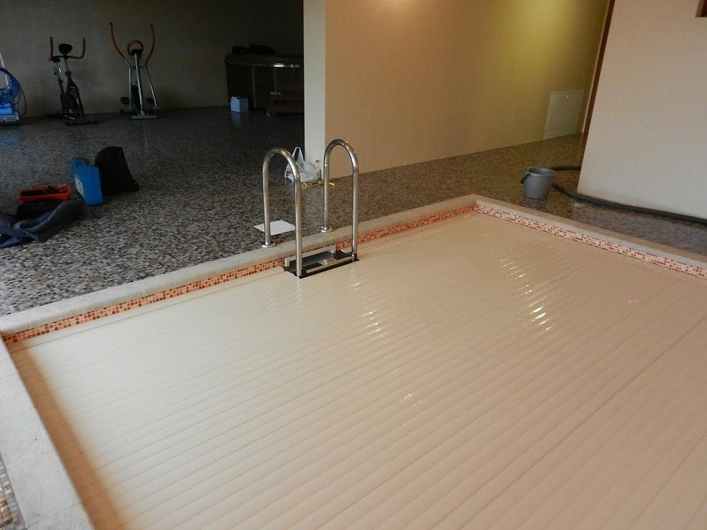 Pool slats profile 600 23