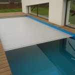 Pool slats profile 600 26