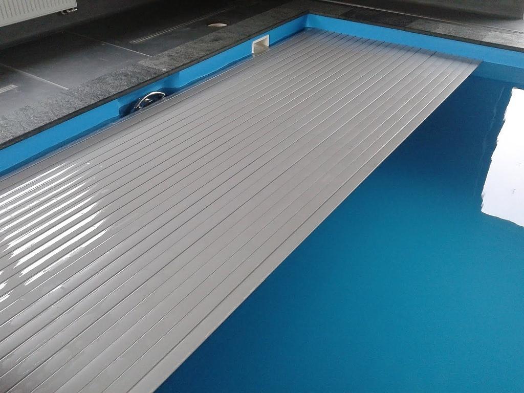 Pool slats profile 600 28