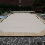 Pool slats profile 600 29