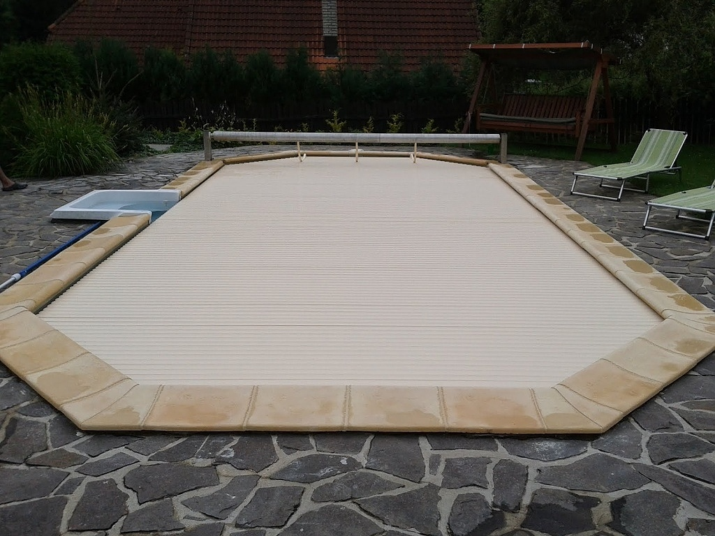 Pool slats profile 600 29