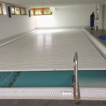 Pool slats profile 600 3