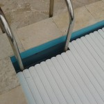 Pool slats profile 600 30
