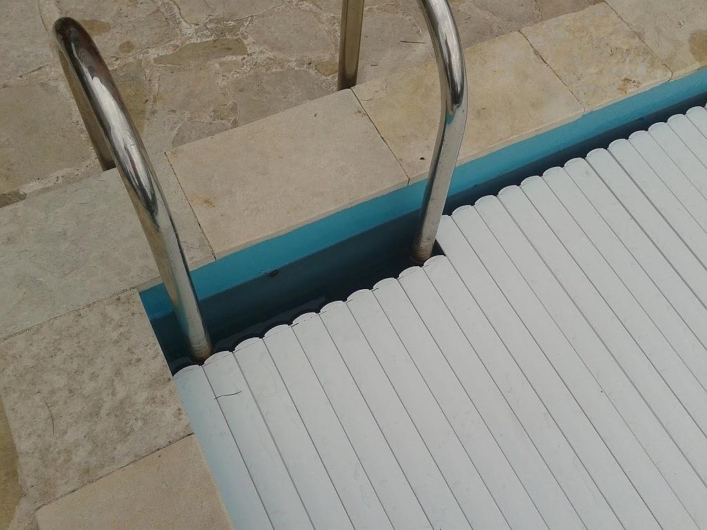 Pool slats profile 600 30