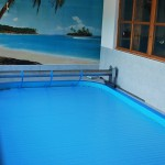 Pool slats profile 600 32