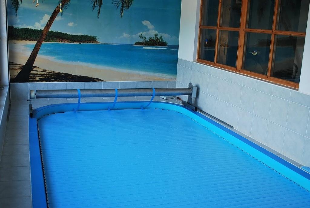Pool slats profile 600 32