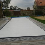 Pool slats profile 600 33