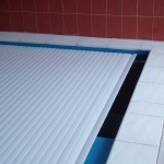 Pool slats profile 600 34
