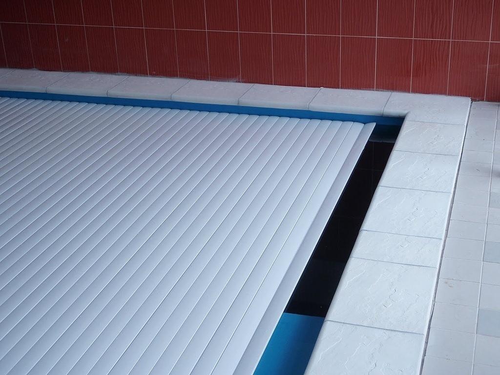 Pool slats profile 600 34