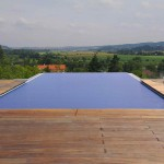 Pool slats profile 600 37