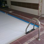 Pool slats profile 600 38
