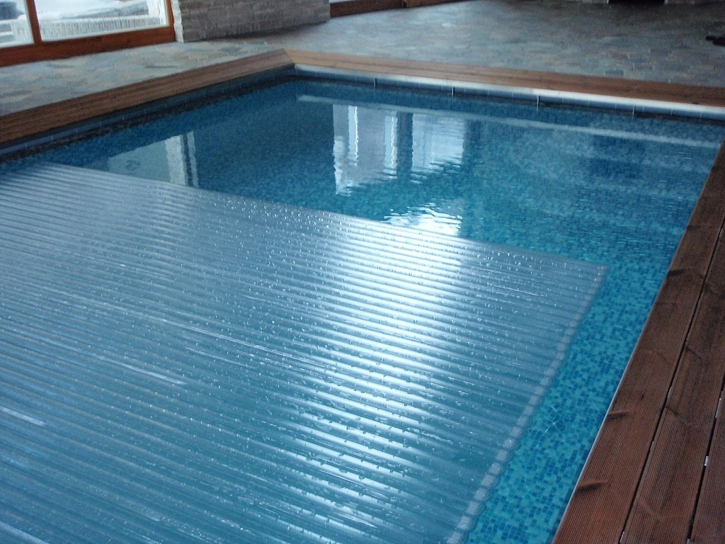 Pool slats profile 600 41
