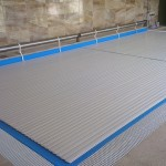 Pool slats profile 600 5