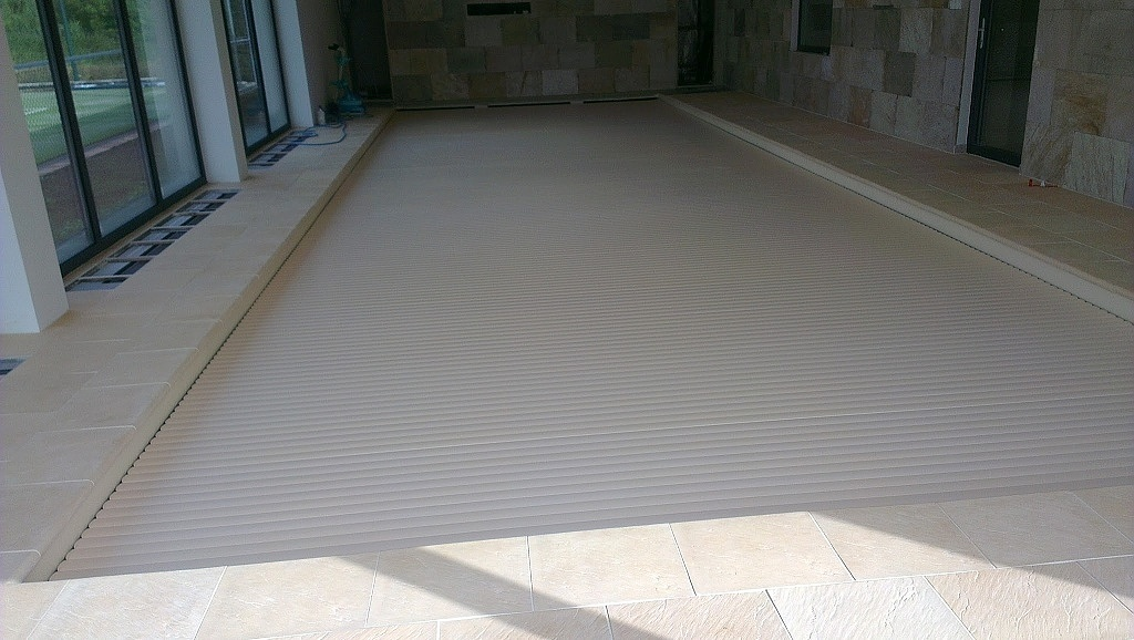 Pool slats profile 600 9