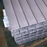 Pool slats silver solar 28