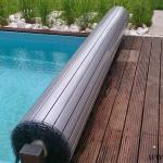 Pool slats silver solar 3