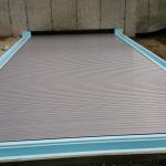 Pool slats silver solar 31