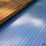 Pool slats silver solar 9