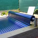 Solarni ohrev bazenu 1