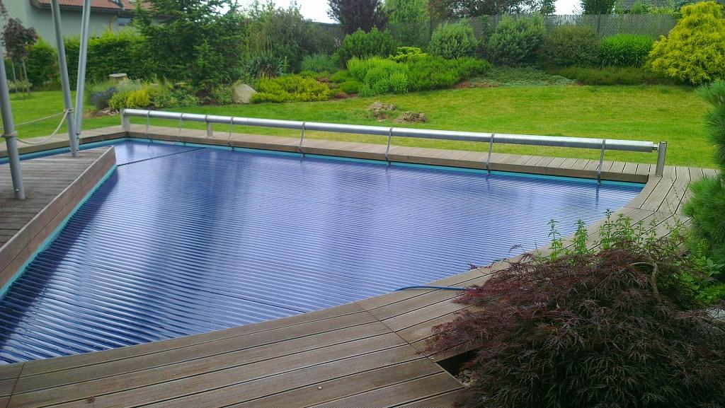 Solarni ohrev bazenu 15
