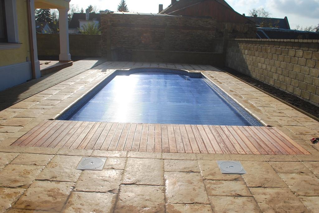 Solarni ohrev bazenu 17