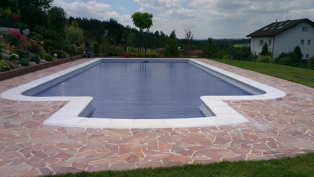 Solarni ohrev bazenu 22