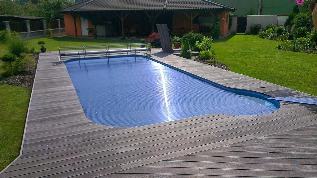 Solarni ohrev bazenu 24