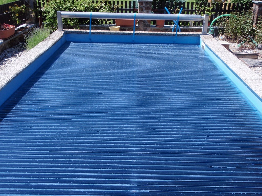Solarni ohrev bazenu 3